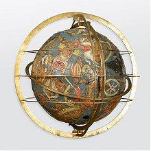 Globus nieba Weigla
