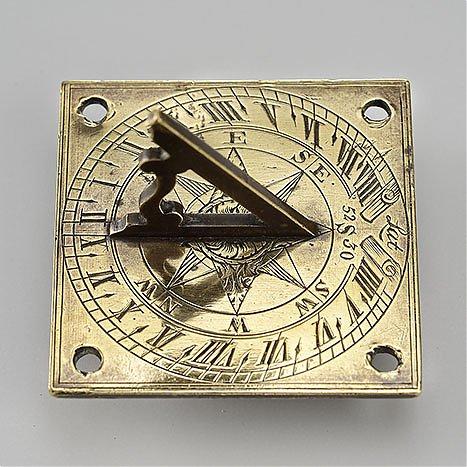 Miniaturowy zegar poziomy