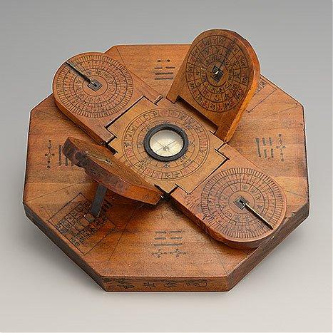 Zegar pseudo-równikowy, przenośny