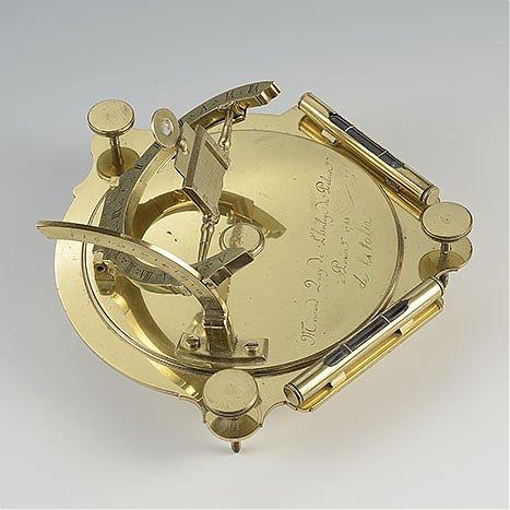 Zegar równikowy bez kompasu