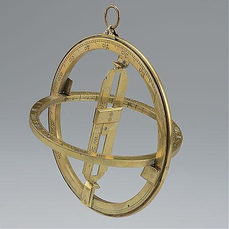 Zegar pierścieniowy, równikowy, uniwersalny