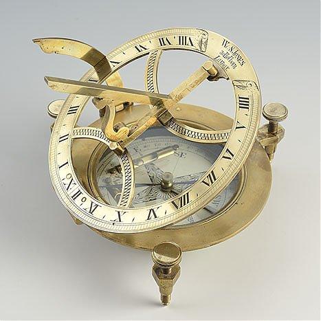 Zegar pochyły, przenośny